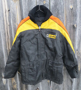 vintage LADIES SKI DOO SNOWMOBILE JACKET SIZE 18 vintage cool