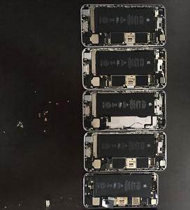 iPhone 5S & 6S ORIGINAL APPLE PARTS ! HOUSING  SCREENS  BATTERY