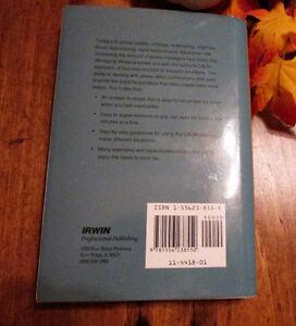 Managing Stress: Keeping Calm Under Fire (Hardcover) Kitchener / Waterloo Kitchener Area image 2
