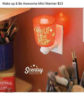 Brand new Scentsy Mini Warmers