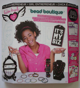 It's My Biz -Bead Boutique Jewelry design Kit NIB