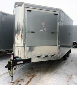 2016 Southland XRARSMT35-820-78 HB Enclosed Cargo Trailer