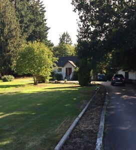 JUST REDUCED!! Cute Home on Beautiful Acreage in Duncan
