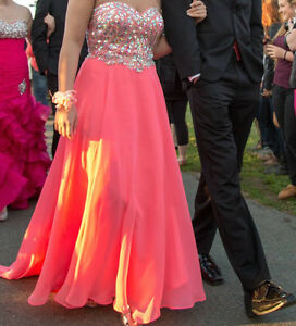 2 Blush Prom Dresses for Sale