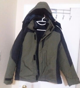 Brand  New winter  jacket double layer