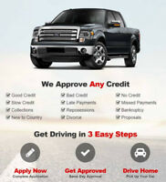 $0 DOWN CAR LOANS - GOOD AND BAD CREDIT APPROVED