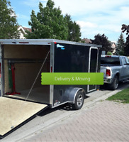 Pick up & Delivery / Small Move & Junk Removal Services