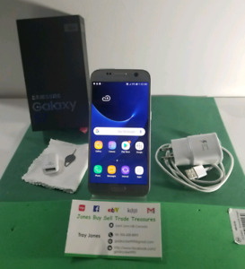 Unlocked Samsung galaxy s7 32GB in mint condition.