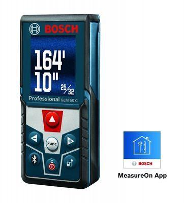 Bosch Glm-50-c - 165 Ft. Laser Measure