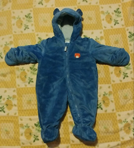 Carter's Snow Suit Like New... 12 Months