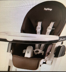 Peg Perego Siesta High chair cacao