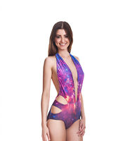 Mr.Gugu and Miss Go Galaxy Swimsuit Brand New with Tags
