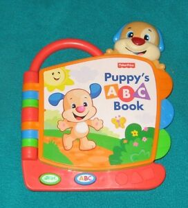 Puppy's ABCs by Fisher Price