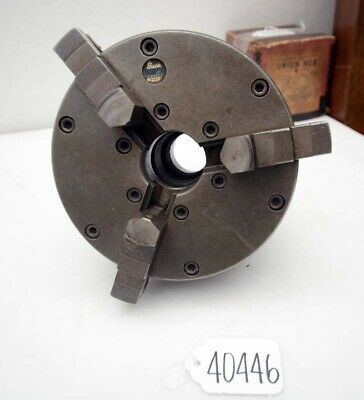 Buck 6 3 Jaw Chuck With Brown And Sharpe No. 13 Inv.40446
