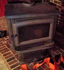 Pacific Energy wood stove / fireplace