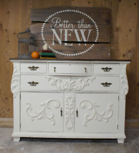 Gorgeous Antique Buffets and Sideoards