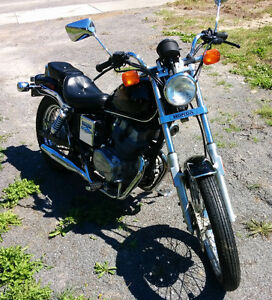 1985 250cc Honda Rebel