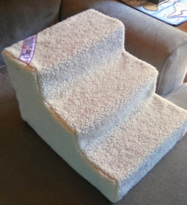 Doggy (or cat or other pet) Steps