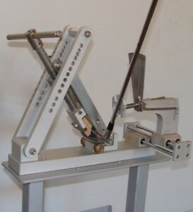 Golf Club Bending unit, Frequency Analyzer and Regripping unit