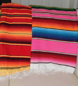 Beautiful Mexican Blankets