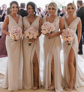 TAILOR MADE BRIDESMAID DRESSES