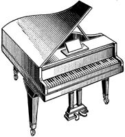 Piano Lessons! Practice piano with Laura in your own home.
