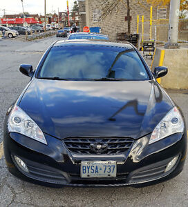 2010 Hyundai Genesis Coupe 2.0T turbo Coupe (2 door) Negotiable