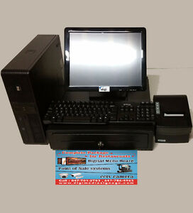Point of Sale System POS Touch System
