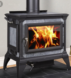 Wood Stove Glass Shore to Shore Glass