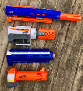 Used Nerf Gun Accessories. Night Vision Goggles;