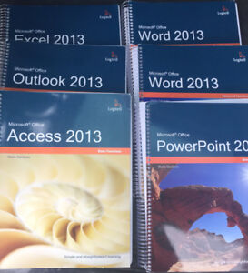 Mohawk college  Office Administration Textbooks (Microsoft)