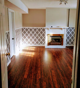 House for rent (upper level 2 bedroom + family room) Peterborough Peterborough Area image 10