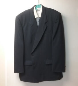 Complete suits - Pants, shirts, ties, jackets. Ex condition.