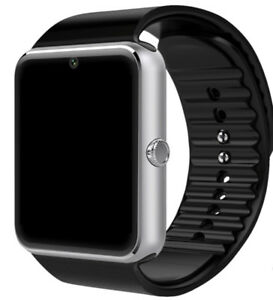 Smart watch compatible with iPhone and iPhone