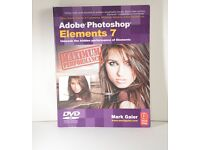 Adobe photoshop Elements 7 Book