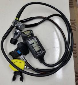 US Divers diving gear set