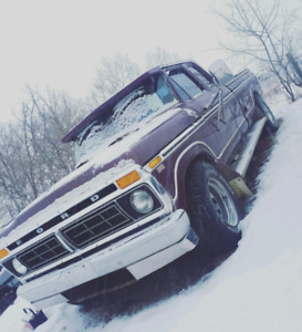 1977 ford f250 camper special