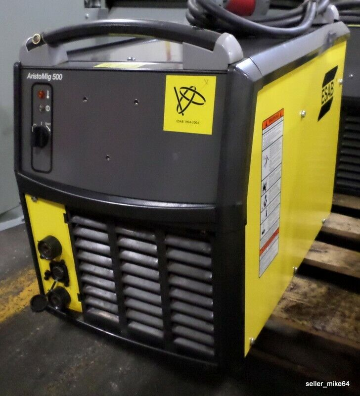ESAB ARISTOMIG 500 MIG WELDER W/ POWER CABLE