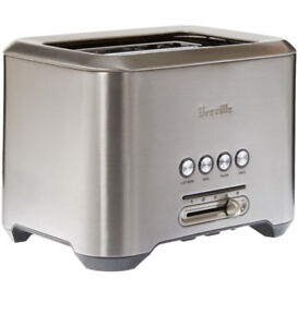 BRAND NEW Breville A Bit More 2 Slice Toaster