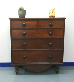 Antique Chest Of Drawers - Free Local delivery