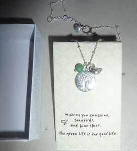 NEW cute Fossil necklace in gift box Kitchener / Waterloo Kitchener Area image 1