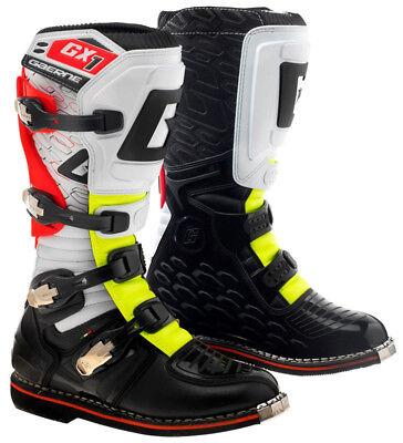 GAERNE GX-1 GOODYEAR MOTOCROSS ENDURO MX BOOTS YELLOW off-road trail bike Goodyear Road Boot