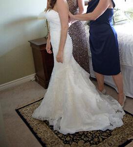 Allure wedding dress London Ontario image 4