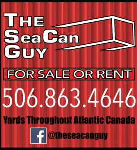 New and used shipping containers/sea cans/storage containers for