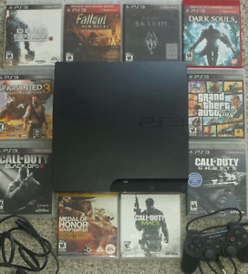 Ps3+8 games