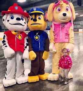 Paw Patrol Mascot Rentals Kitchener / Waterloo Kitchener Area image 1