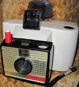 "Polaroid ""Swinger"" Camera"