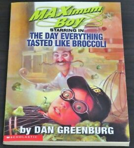 The Day Everything Tasted Like Broccoli No. 2 by Dan Greenburg (