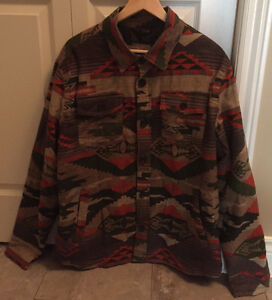American Eagle Flannel Jacket London Ontario image 1