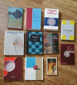 Psychology and Philosophy Books Bundle